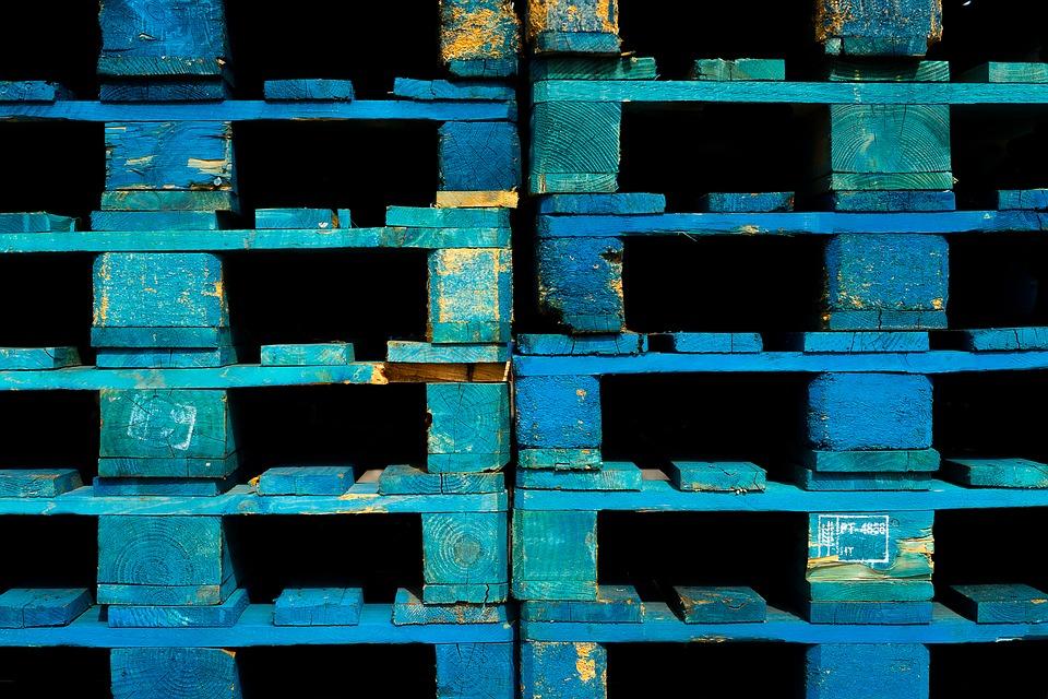 Palety - niezbędne w transporcie i magazynowaniu towarów